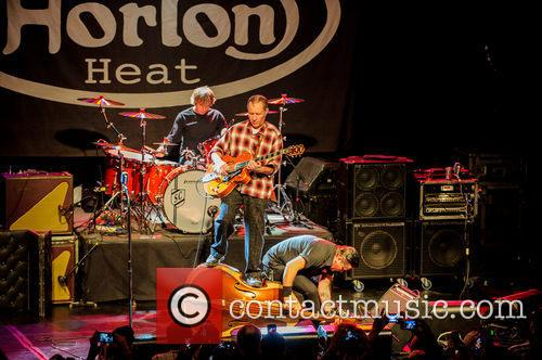 Reverend Horton Heat, Jim Heath, Jimbo Wallace and Scott Churilla 11