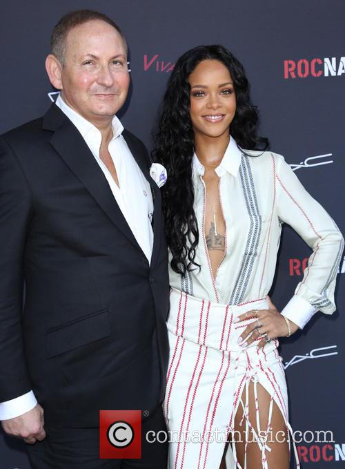 John Demsey and Rihanna 3