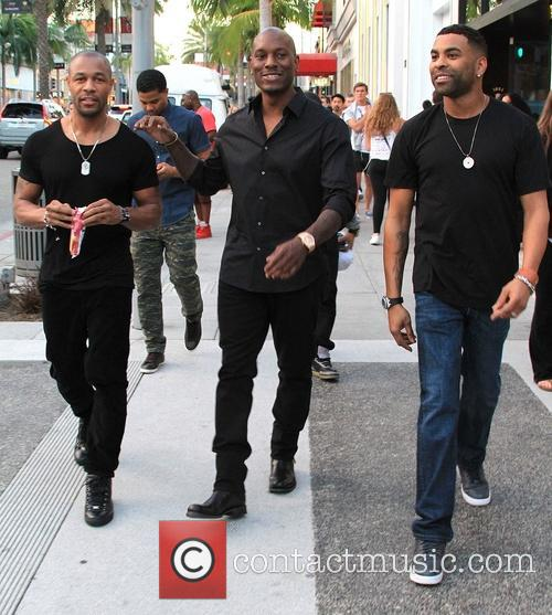 Tyrese Gibson, Tank and Ginuwine 2