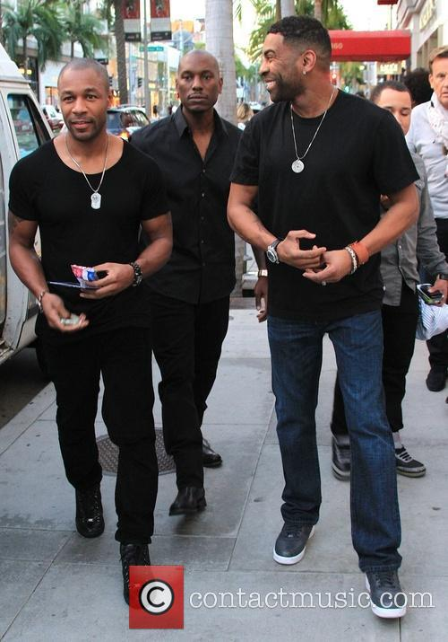 Tyrese Gibson, Tank and Ginuwine 4