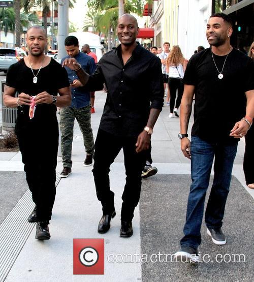 Tyrese Gibson, Tank and Ginuwine 5