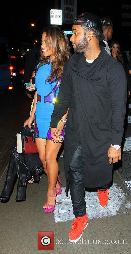 Christina Milian and Jas Prince 3