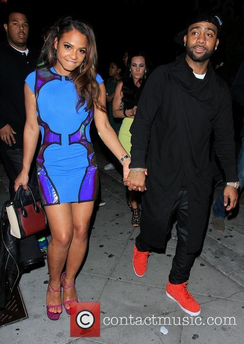 Christina Milian and Jas Prince 4