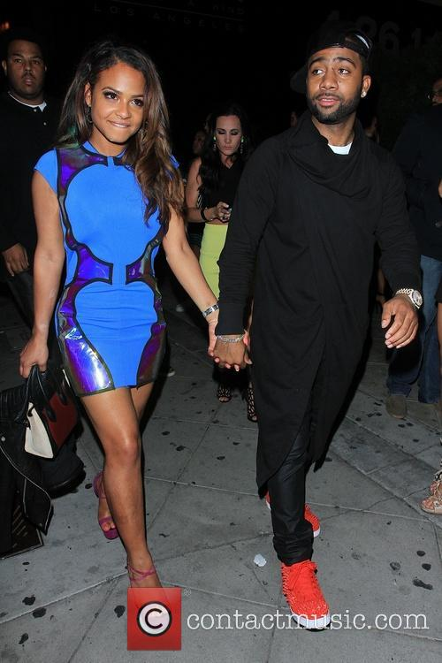 Christina Milian and Jas Prince 1