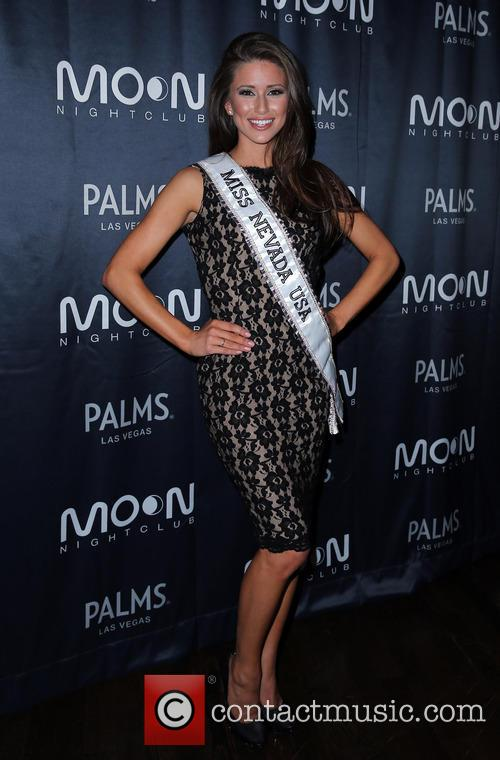 Nia Sanchez, Miss Nevada 2014, Moon Nightclub