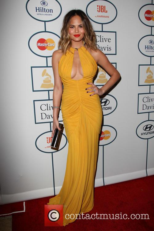 Christine Teigen, The Beverly Hilton Hotel, Grammy, Beverly Hilton Hotel