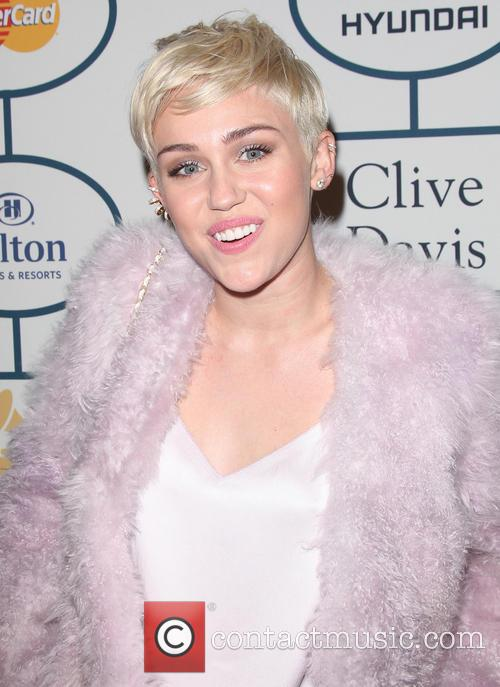 Miley Cyrus Grammy Gala