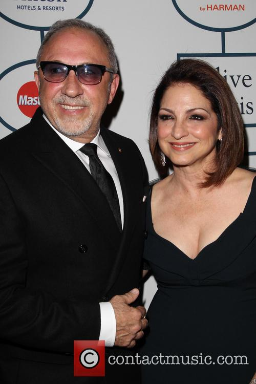 Emilio Estefan and Gloria Estefan 2