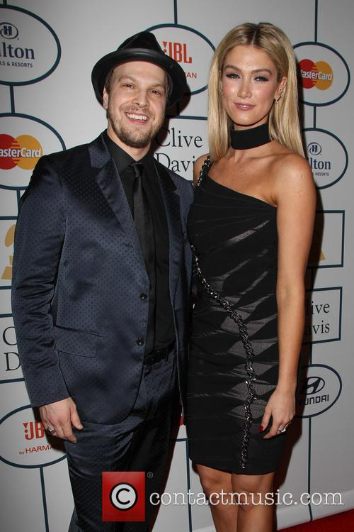 Gavin Degraw and Delta Goodrem 2