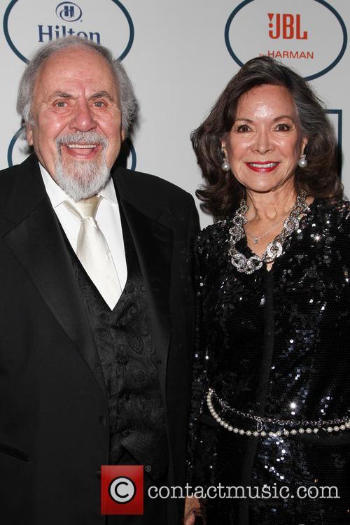 George Schlatter, Jolene Schlatter, The Beverly Hilton Hotel, Grammy, Beverly Hilton Hotel