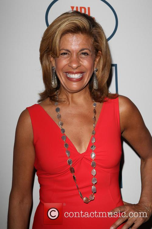 Hoda Kotb, The Beverly Hilton Hotel, Grammy, Beverly Hilton Hotel