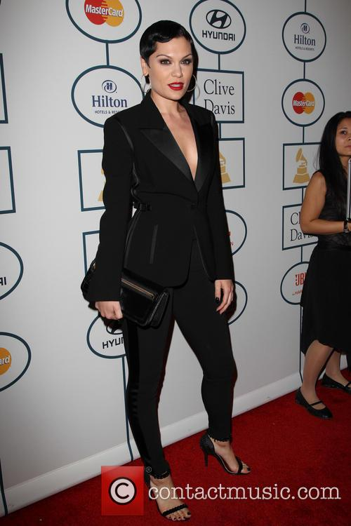 Jessie J, The Beverly Hilton Hotel, Grammy, Beverly Hilton Hotel