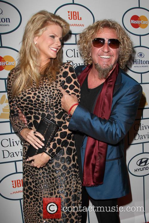 Kari Hagar and Sammy Hagar 3