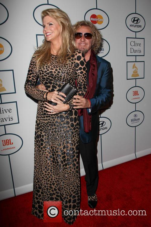 Kari Hagar and Sammy Hagar 5