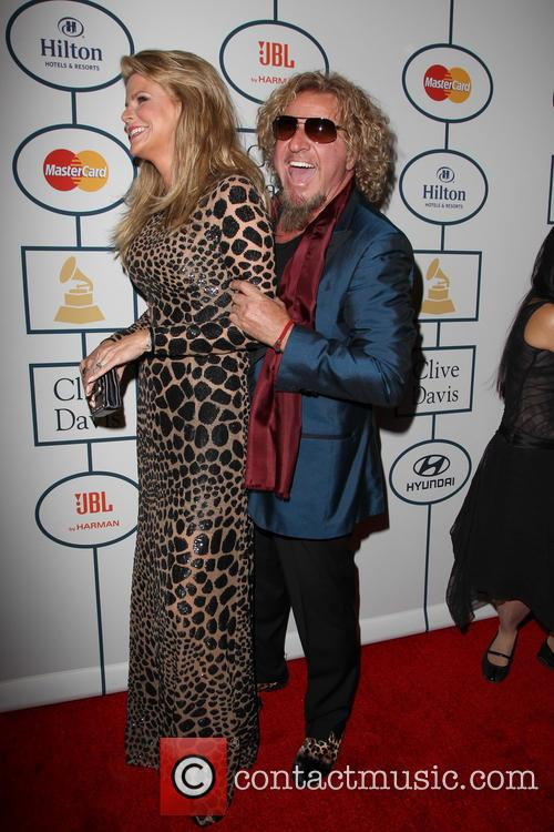 Kari Hagar and Sammy Hagar 6