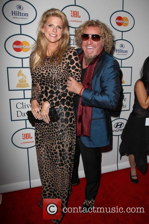 Kari Hagar and Sammy Hagar 7