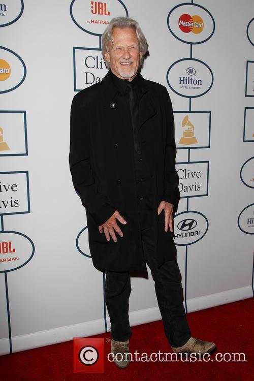 Kris Kristofferson, The Beverly Hilton Hotel, Grammy, Beverly Hilton Hotel