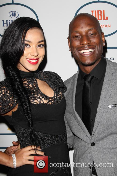 Kristal Lyndriette and Tyrese 2