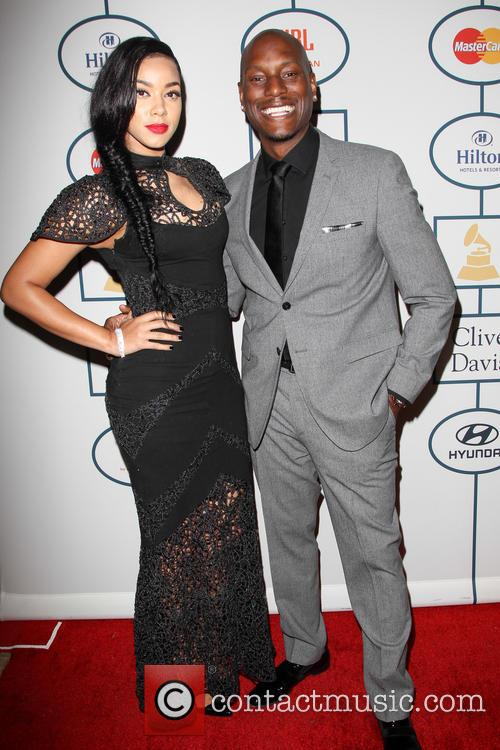 Kristal Lyndriette and Tyrese 3