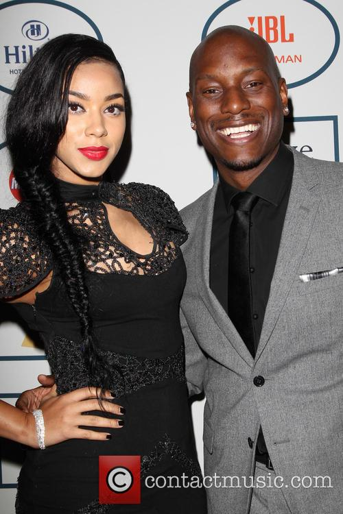 Kristal Lyndriette and Tyrese 1
