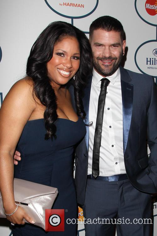 Nicki Richards and Guillermo Diaz 2