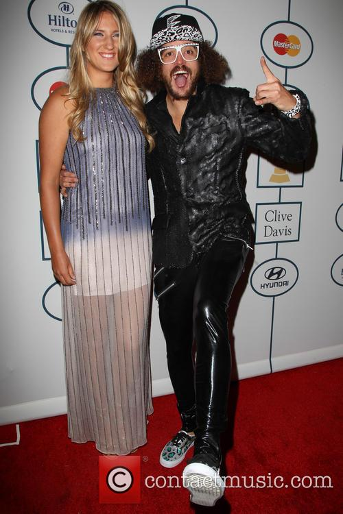 Victoria Azarenka and Redfoo 4