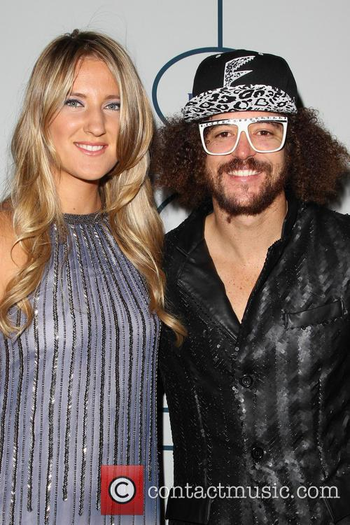 Victoria Azarenka and Redfoo 6