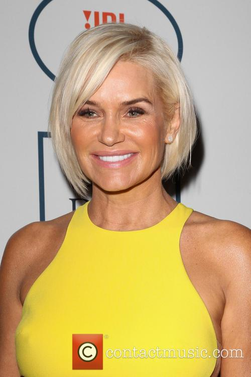 Picture - Yolanda Foster at The Beverly Hilton Hotel Grammy Beverly ...