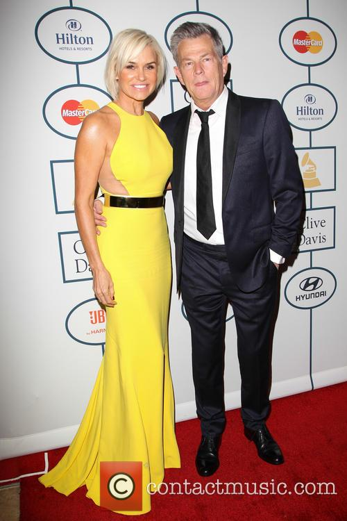 Yolanda Foster and David Foster 5