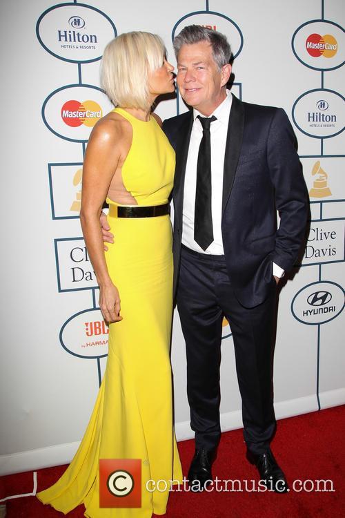 Yolanda Foster and David Foster 6
