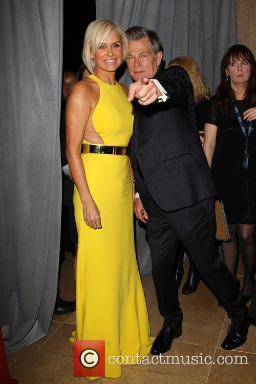 Yolanda Foster and David Foster 8