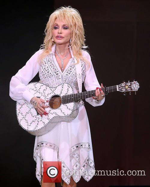 Dolly Parton will be performing at this year's 'Glastonbury' festival