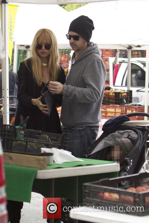Rachel Zoe, Rodger Berman and Skyler Berman 9