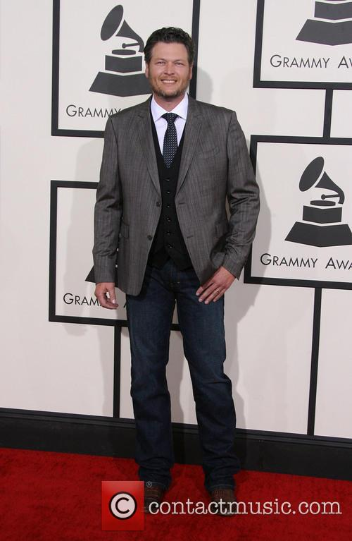blake shelton 56th annual grammy awards 4042680
