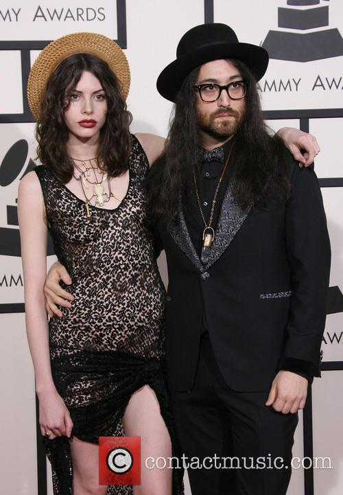 Charlotte Kemp Muhl and Sean Lennon 6