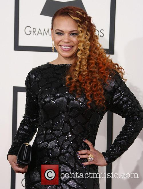 faith evans 56th annual grammy awards 4043312