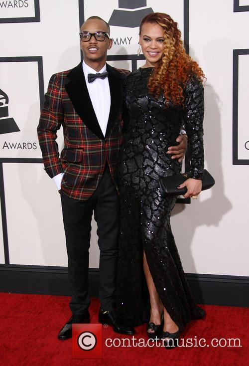 Faith Evans and Pj Morton 4