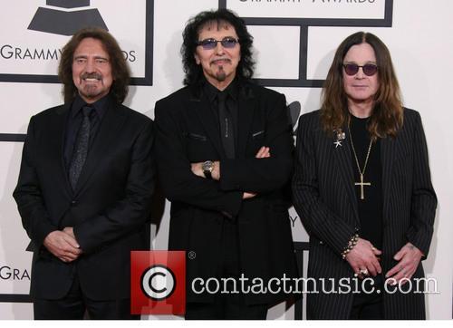 Geezer Butler, Tony Iommi and Ozzy Osbourne 4