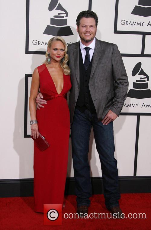 Miranda Lambert and Blake Shelton 2