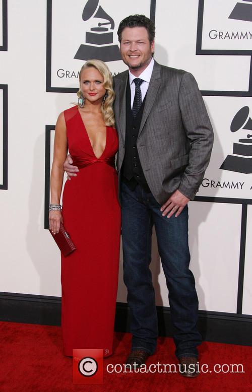 Miranda Lambert and Blake Shelton 1