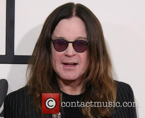 Ozzy Osbourne, Staples Center, Grammy Awards
