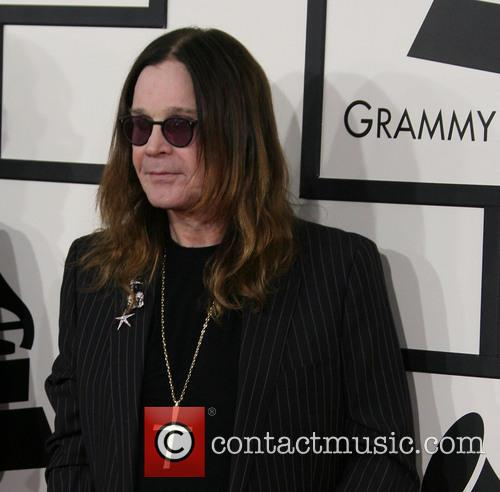 Ozzy Osbourne, Staples Center, Grammy Awards