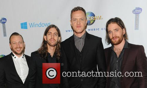 Imagine Dragons, The Theatre at Ace Hotel, Grammy