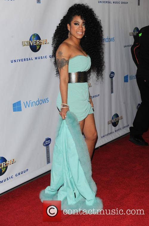 Keyshia Cole, The Theatre at Ace Hotel, Grammy