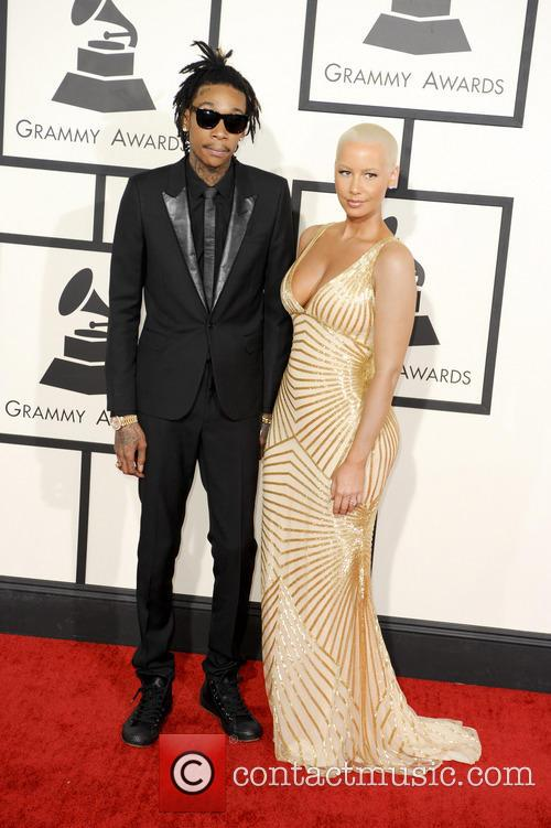 Wiz Khalifa and Amber Rose 5