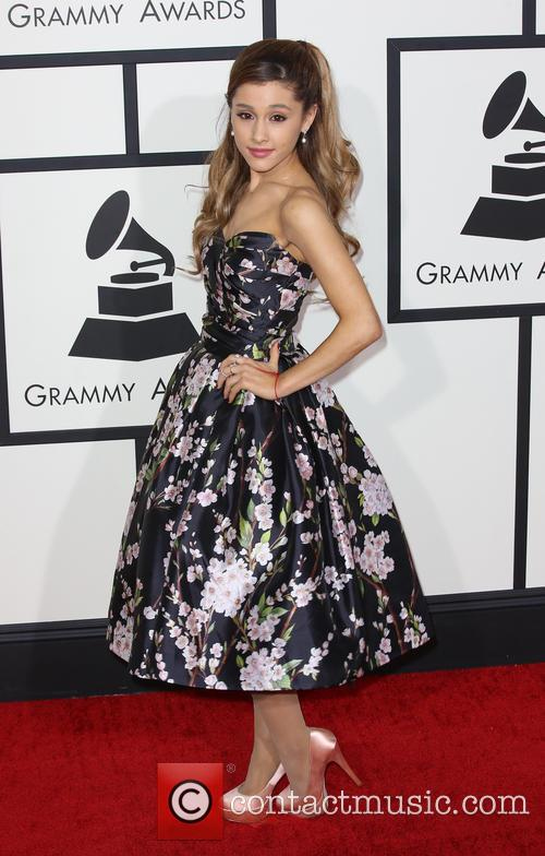 Ariana Grande, The Staples Center, Grammy Awards
