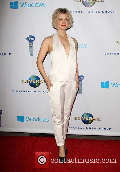 Alison Sudol and A Fine Frenzy 3