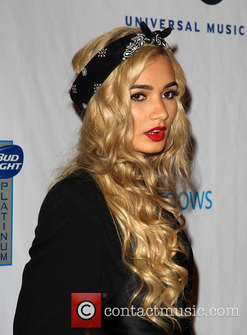 Universal Music and Pia Mia Perez 1