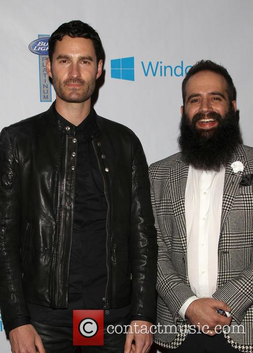 Ryan Merchant, Sebu Simonian and Capital Cities 2