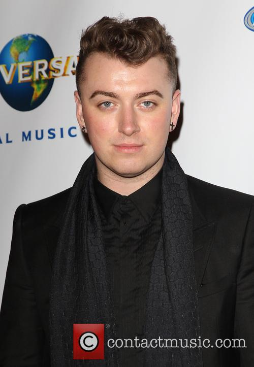 Sam Smith, The Ace Hotel Theater, Grammy